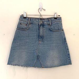 Jean Skirt   Urban Outfitters